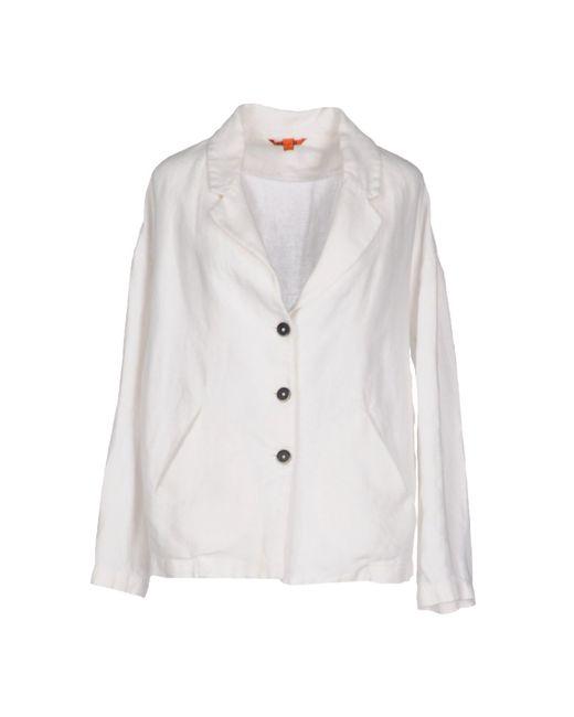 Barena | White Blazer | Lyst