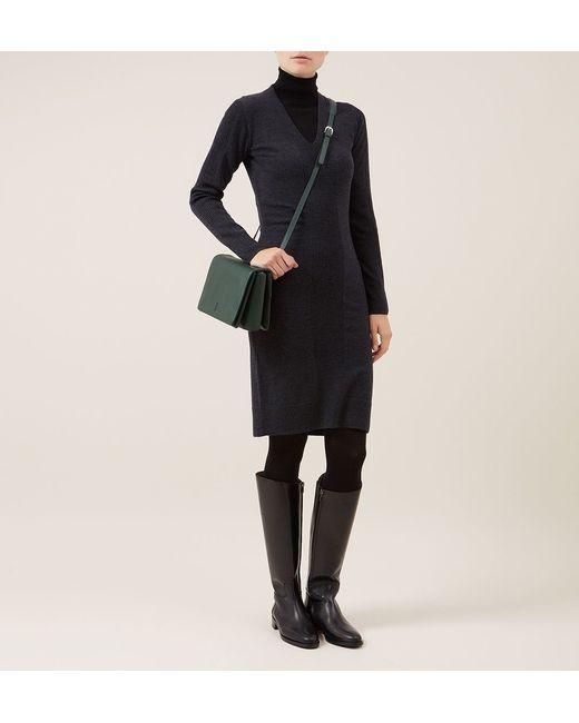 Hobbs | Gray Marie Dress | Lyst