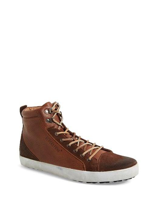 Blackstone | Brown 'gm 01' Sneaker for Men | Lyst
