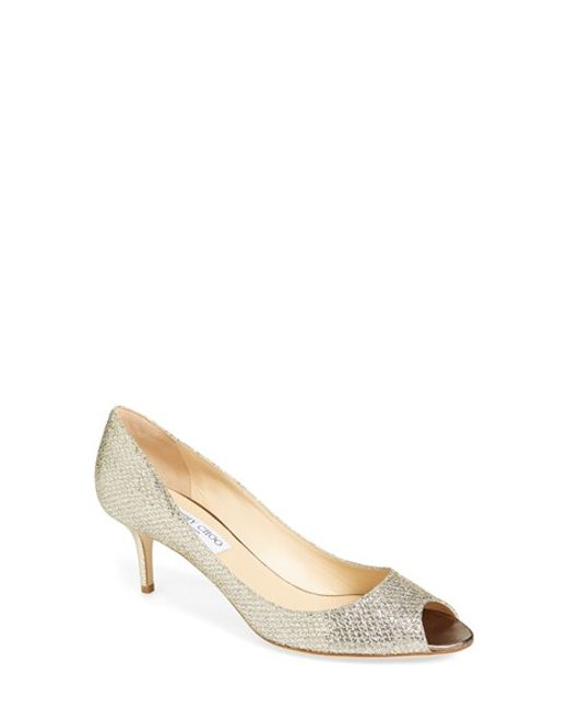 Jimmy Choo | Multicolor 'isabel' Pump | Lyst