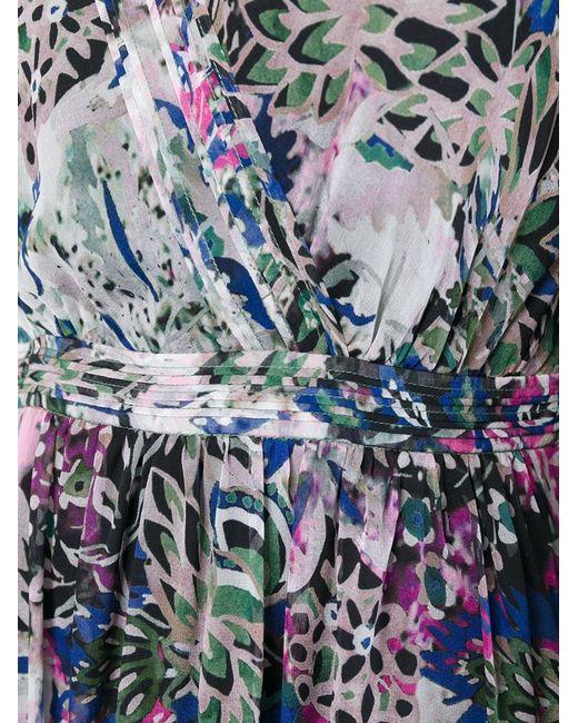Diane von Furstenberg | Beige Celia Dress | Lyst