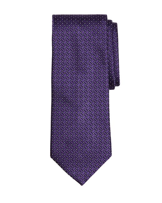 Brooks Brothers | Purple Basketweave Tie for Men | Lyst
