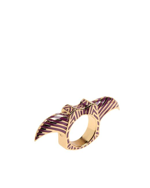 Dominic Jones | Purple Ring | Lyst