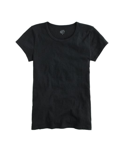 J.Crew | Black Short-sleeve Painter T-shirt | Lyst