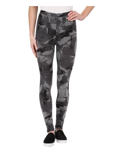 Alternative Apparel | Gray Printed Skinny Legging | Lyst