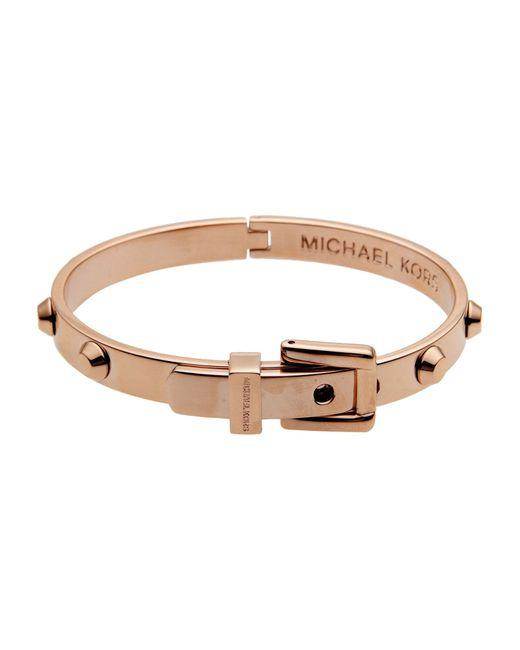 Michael Kors | Natural Bracelet | Lyst