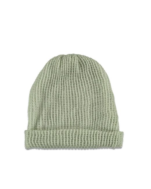 Forever 21 | Gray Slouchy Waffle Knit Beanie for Men | Lyst