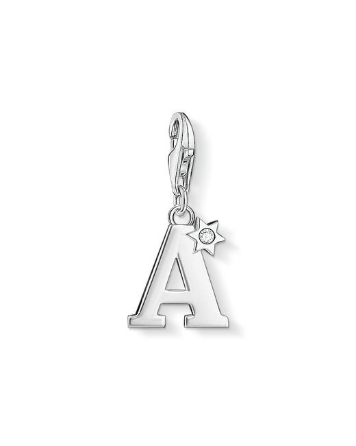 Thomas Sabo | Metallic Charm Club Top Grade Pendant | Lyst