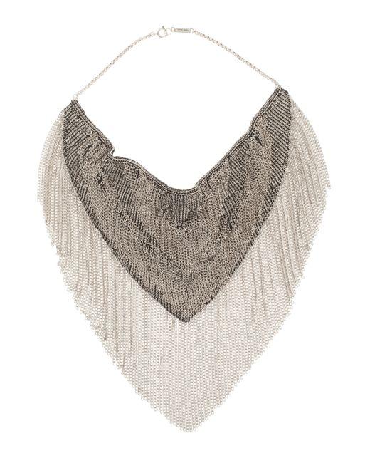 Isabel Marant | Metallic Linares Hankiechief Necklace | Lyst