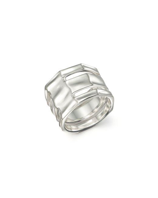 Ippolita | Metallic Sterling Silver Glamazon 3 Band Ring | Lyst