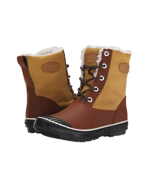 Keen | Brown Elsa Boot Wp | Lyst