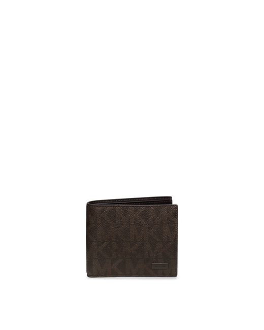 Michael Kors | Brown Jet Set Billfold Wallet for Men | Lyst