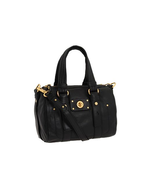 Marc By Marc Jacobs | Green Too Hot To Handle Leather Satchel | Lyst