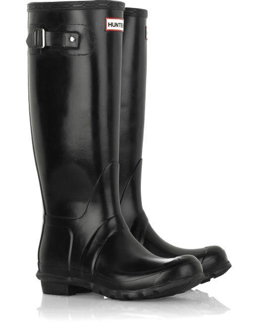 Hunter | Multicolor Original Refined Gloss Rain Boots | Lyst