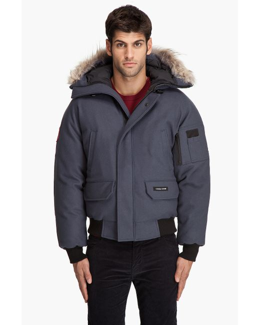 Canada Goose | Gray Chilliwack Jacket for Men | Lyst