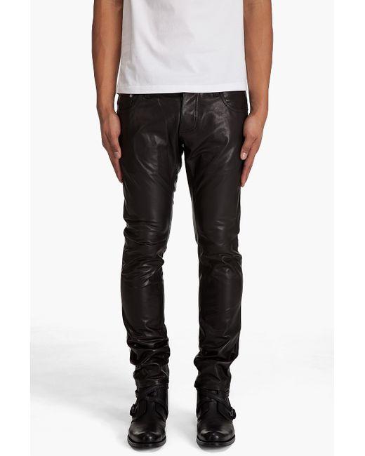 DSquared² | Black Tokyo Pants for Men | Lyst