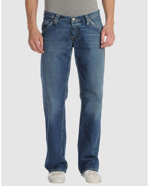 Hudson Jeans | Blue Byron Straight for Men | Lyst