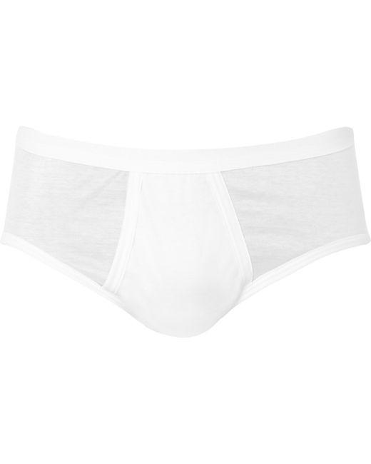 Zimmerli | White Royal Classic Cotton Briefs for Men | Lyst
