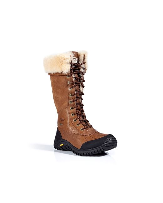 UGG | Natural Ugg Adirondack Tall Boot | Lyst
