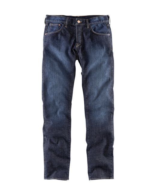 H&M | Blue Slim Low Jeans for Men | Lyst