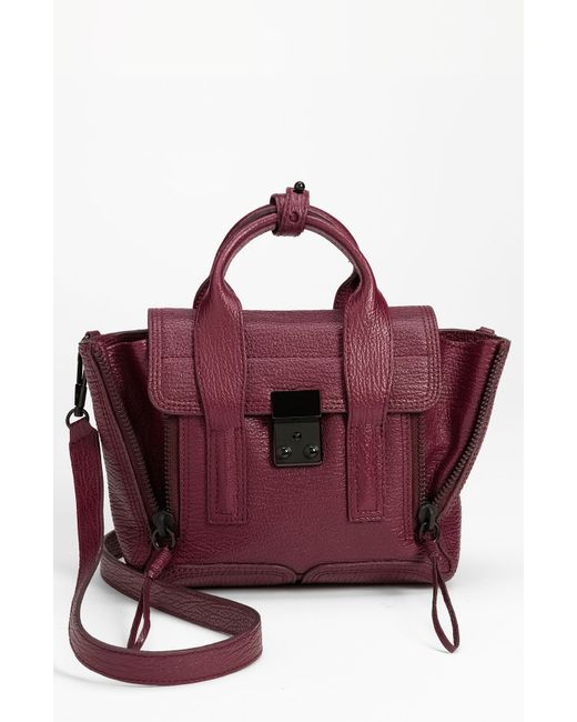 3.1 Phillip Lim | Red Handbag Woman | Lyst