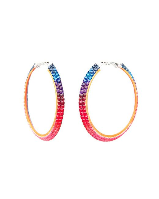 Tom Binns | Orange Earrings | Lyst