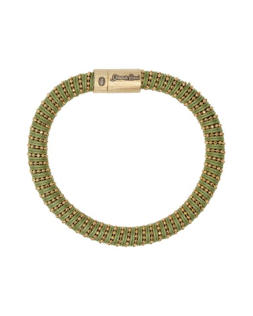 Carolina Bucci | Green Sage Twister Band Bracelet | Lyst