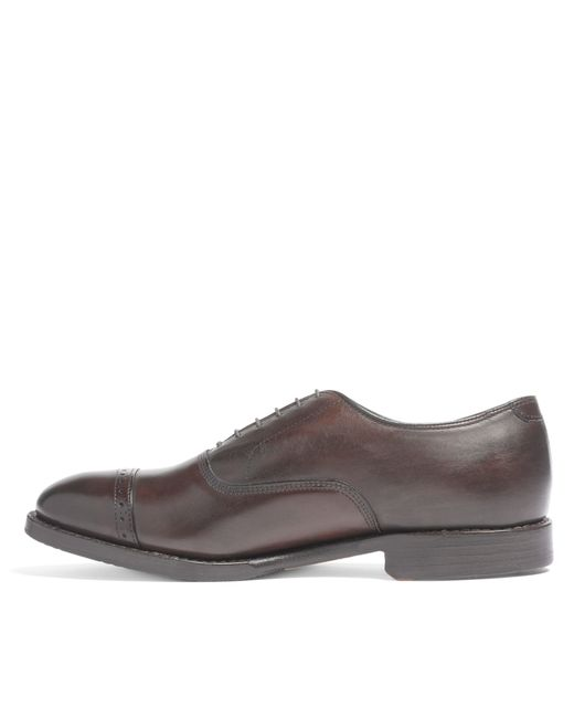 Brooks Brothers   Brown Perforated Captoes for Men   Lyst