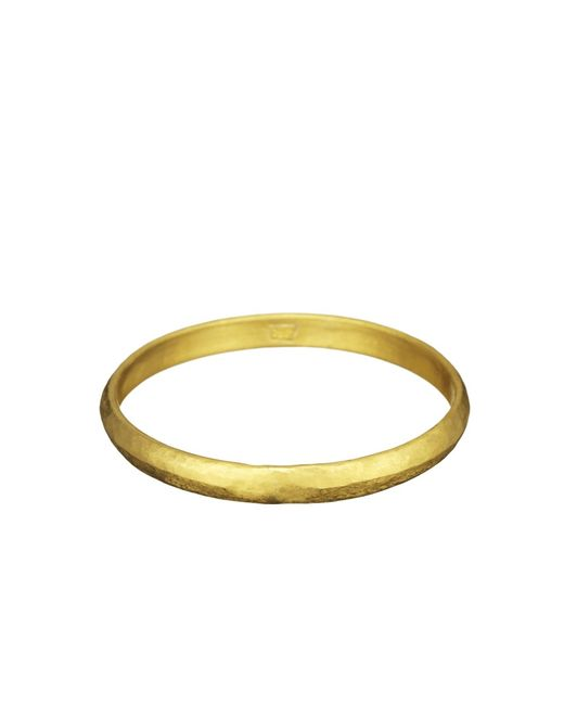 Yossi Harari | Yellow Narrow Mica Bangle | Lyst