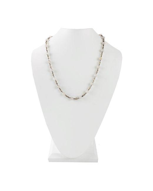 Sylva & Cie | Yellow Rutilated Quartz Necklace | Lyst