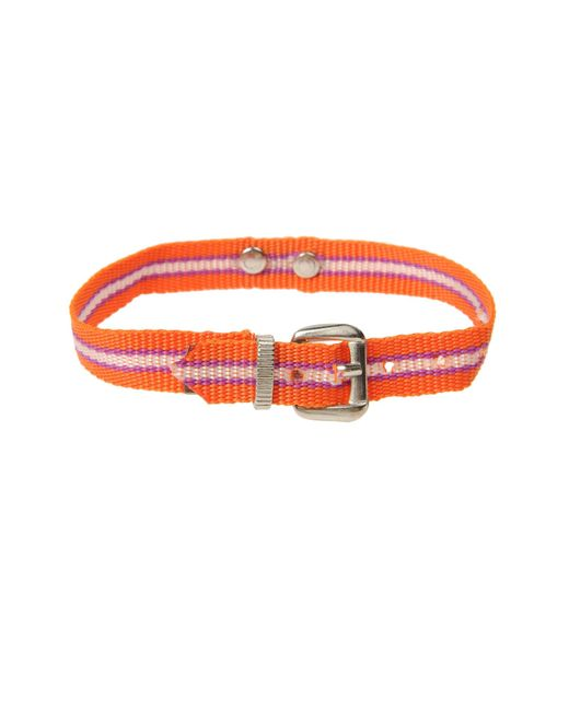 DSquared² | Orange Bracelet | Lyst