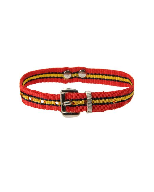 DSquared² | Red Bracelet | Lyst