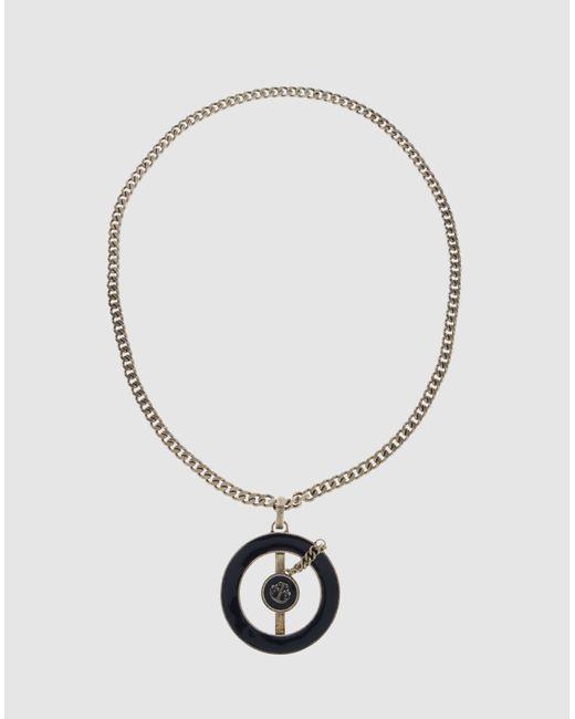 Lapidus Vintage | Black Necklace | Lyst