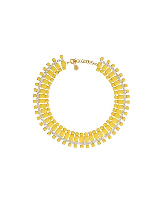 Vionnet | Yellow Necklace | Lyst