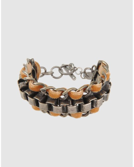 Exquisite J | Gray Bracelet | Lyst