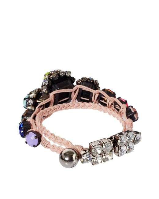 Shourouk | Multicolor Baraka Rococo Bracelet for Men | Lyst