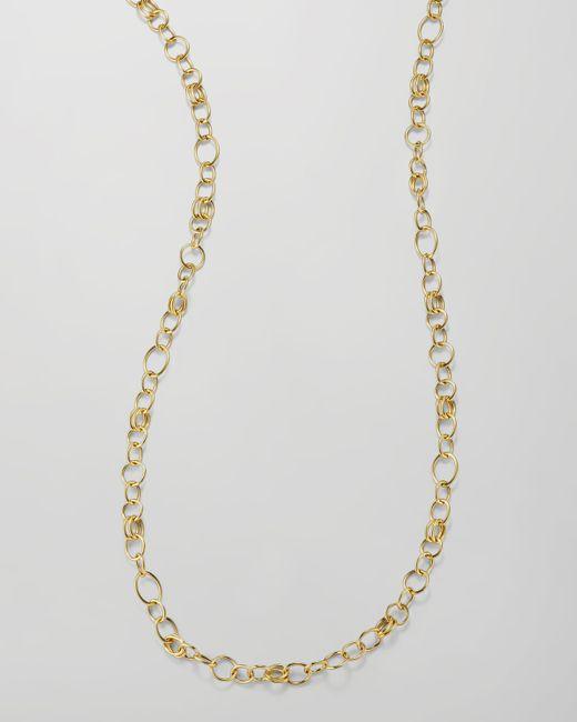 Ippolita | Metallic Glamazon 18k Gold Classic Link Long Chain Necklace | Lyst
