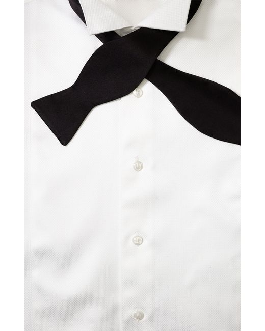 David Donahue | Black Bow Self-tied Tie for Men | Lyst