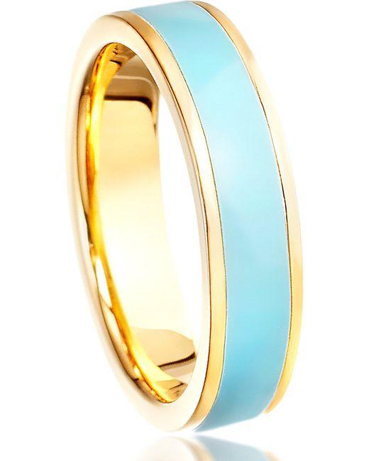 Astley Clarke | Metallic Enamel Ring | Lyst