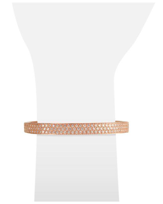 Azhar | Pink Cubic Zirconia Bracelet | Lyst