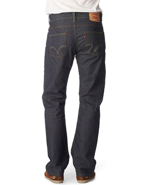 Levi's | Blue Denim Trousers for Men | Lyst