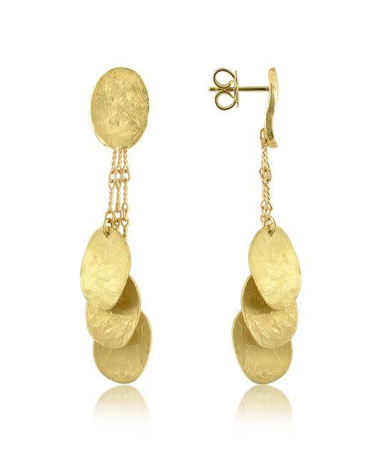 Torrini   Metallic Nuvole Moving - 18k Gold Drop Earrings   Lyst