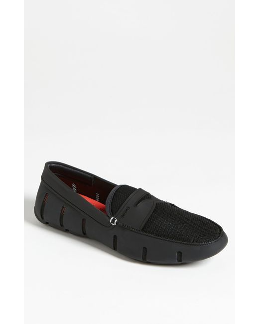 Swims | Black Penny Loafer for Men | Lyst