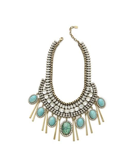 DANNIJO | Metallic Desi Necklace | Lyst