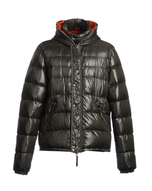 Duvetica | Green Down Jacket for Men | Lyst