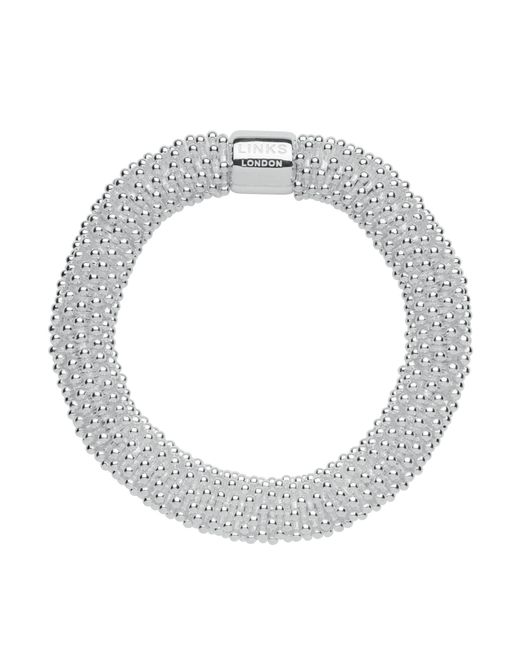 Links of London | Metallic Effervescence Star Xl Bracelet | Lyst