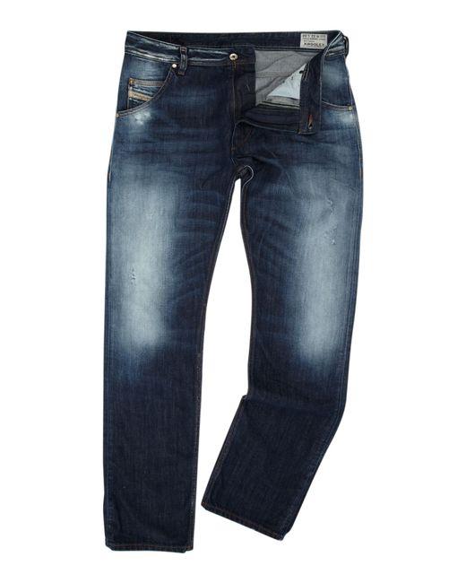 DIESEL   Blue 'tepphar 0855g' Jeans for Men   Lyst