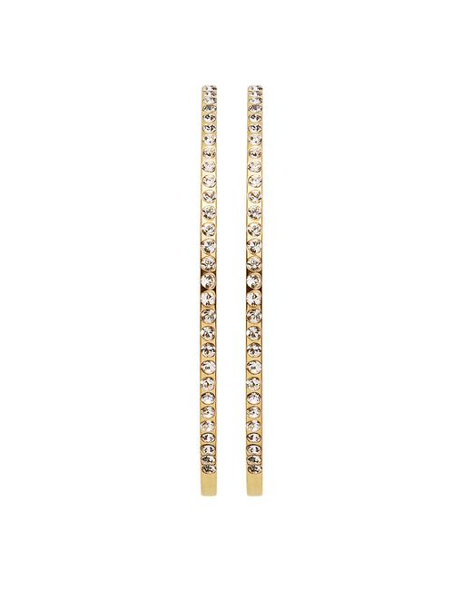 Dyrberg/Kern | Metallic Quinn Shiny Gold Earrings | Lyst