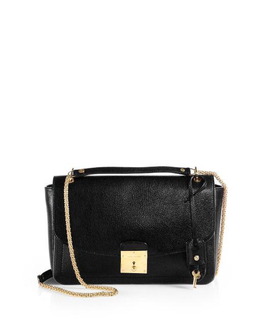 Marc Jacobs | Black Madison Large Shoulder Bag | Lyst