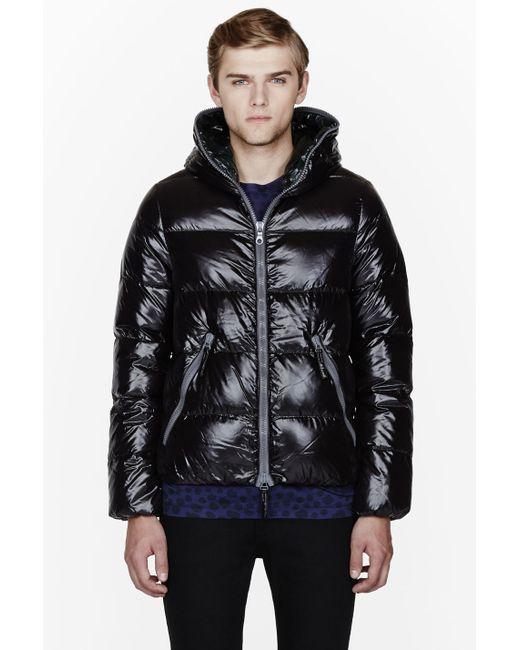 Duvetica | Black Down Jacket for Men | Lyst